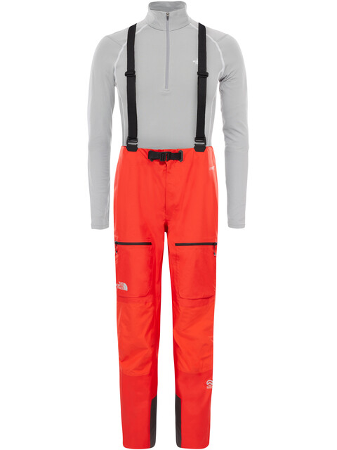 The North Face M's Summit L5 GTX Pro Pants Fiery Red